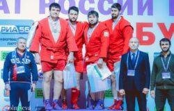 Брянский самбист Артем Осипенко стал десятикратным чемпионом России!