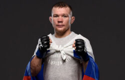 Петр Ян лишился титула UFC из-за дисквалификации