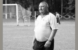 Скончался ветеран брянского футбола и арбитр Петр Рыбалко
