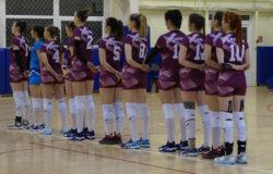 Брянские волейболистки завоевали итоговое восьмое место в сезоне Высшей лиги Б