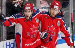 Московский ЦСКА стал первым финалистом КХЛ