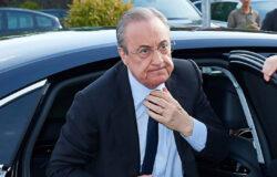Флорентино Перес предложил сократить время футбольных матчей