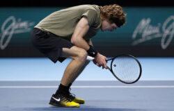Россияне засыпали оскорблениями теннисиста Андрея Рублева
