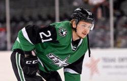 Российскому хоккеисту разорвало щеку во время матча АХЛ