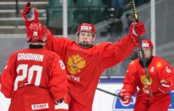 Юниорская сборная России забросила 11 шайб чехам
