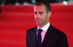 Президент УЕФА жестко раскритиковал идею создания Суперлиги