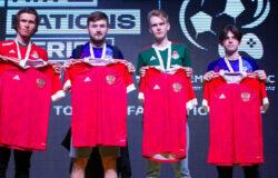 Завершился Чемпионат России по Киберфутболу FIFA 21