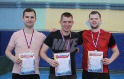 Брянские теннисисты разыграли городские медали