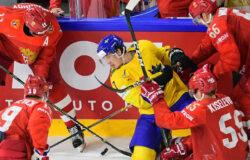 Сборная России обыграла Швецию и вышла в плей-офф ЧМ-2021 по хоккею