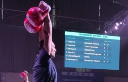 Брянские гиревики выступили на чемпионате России