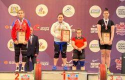 Брянские тяжелоатлеты завоевали две бронзы на чемпионате России