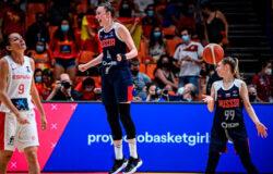 Женская сборная России по баскетболу обыграла Испанию и вышла в квалификацию ЧМ-2022