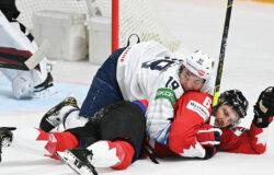 Россия может сыграть с Канадой в четвертьфинале ЧМ-2021
