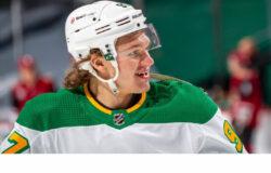 Кирилл Капризов признан лучшим новичком НХЛ