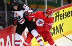 Россия уступила Канаде и вылетела с ЧМ-2021 по хоккею