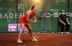 Российскую теннисистку подозревают в умышленном поражении