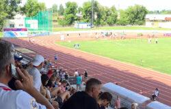 Кубок России по легкой атлетике стартовал в Брянске