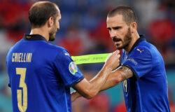 Защитники сборной Италии отметились феноменальным достижением