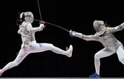 Женская сборная России по фехтованию завоевала 11-е российское золото Олимпиады