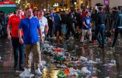 Италия – Чемпион Европы 2020. Лондон утонул в мусоре и моче