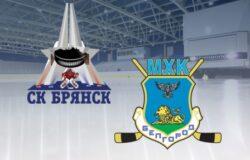 """Хоккеисты """"Брянска"""" выходят на лед и сыграют товарищеские матчи"""
