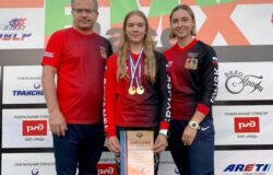 Брянские велосипедисты привезли три медали