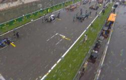 Гран-При Формулы-1 в Бельгии завершилось спустя 3 круга