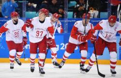 Стали известны составы групп хоккейного турнира на зимней Олимпиаде в Китае