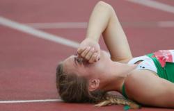 Белорусская легкоатлетка попросила у Польши политического убежища