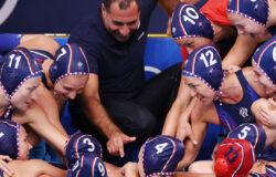 Женская сборная России по водному поло вышла в полуфинал Олимпийских игр