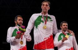 Иранец ростом 246 см оставил без золотой медали паралимпийскую сборную России по волейболу