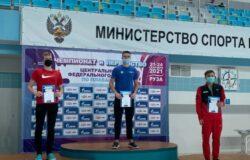 Брянские пловцы успешно выступили на чемпионате ЦФО