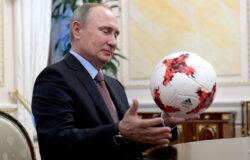 Владимир Путин выступил против отмены лимита на легионеров