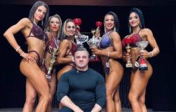 Брянские спортсменки успешно выступили на чемпионате по бодифитнесу