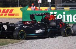 Лидеры зачета Формулы-1 столкнулись и сошли с трассы