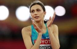 Мария Ласицкене одержала очередную победу на чемпионате по прыжкам в высоту