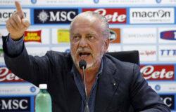 """Президент """"Наполи"""" готов вложить 10 миллиардов евро на создание нового турнира"""