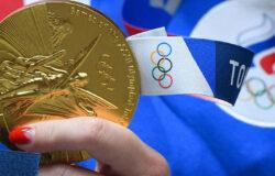 Сборная России вышла на второе место в медальном зачете паралимпиады