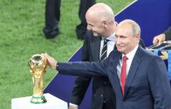 Владимир Путин предложил провести в России еще один ЧМ по футболу
