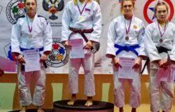 Брянские дзюдоисты завоевали два золота на первенстве ЦФО