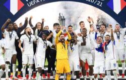 Сборная Франции – победитель Лиги Наций 2020/21