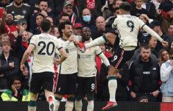 """""""Ливерпуль"""" разгромил на выезде """"Манчестер Юнайтед"""""""