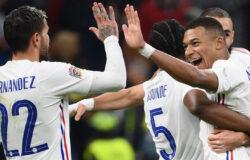 ВАР засчитала спорный гол Килиана Мбаппе в финале Лиги Наций