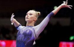 Российскую гимнастку Мельникову лишили золотой медали чемпионата мира