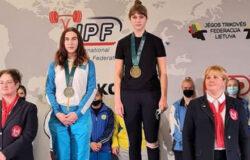 Брянская спортсменка стала чемпионкой мира по пауэрлифтингу
