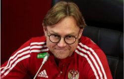 Сборная России по футболу поднялась на 33 место в рейтинге ФИФА